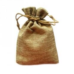 Săculeț cu lavandă panză - bej